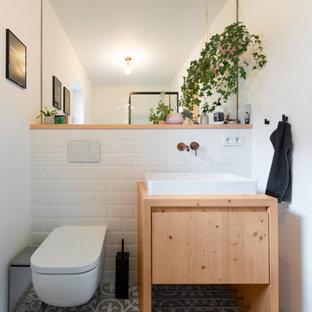 Modernes Badezimmer in München