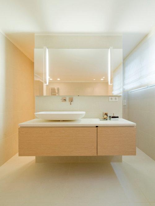 Moderne Badezimmer: Design-ideen & Beispiele Für Die Badgestaltung ... Badezimmer Modernes Design