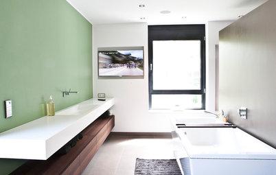 Smart Home fürs Badezimmer: Was das intelligente Bad alles kann