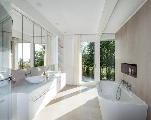 Moderne Badezimmer Ideen, Design & Beispiele