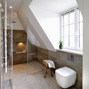 Salle de bain de luxe Munich : Photos et idées déco de salles de bain
