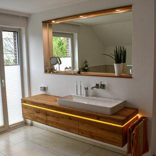 Hochwertiger Badezimmerausbau