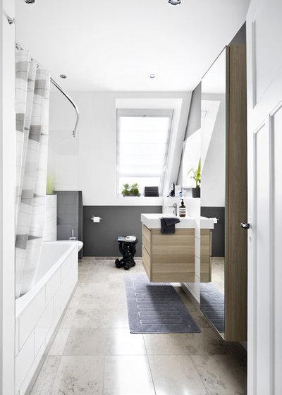 Modern Badezimmer by Designstudio Pascal Walter