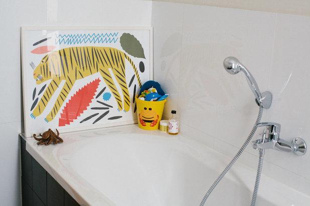 Eklektisch Badezimmer by HEJM - Interieurfotografie