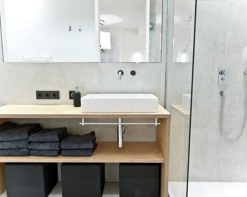 Industrial badezimmer ideen beispiele f r die for Badezimmer style