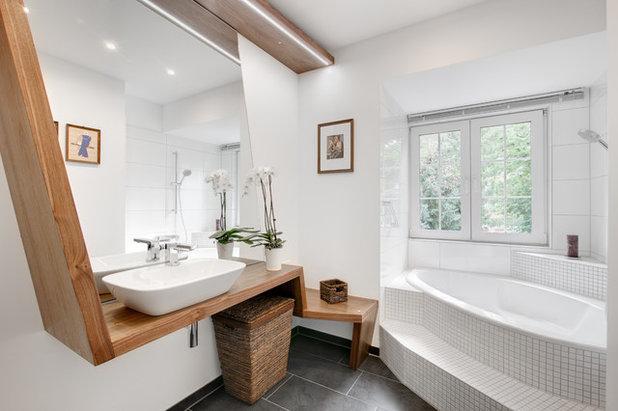 Modern Badezimmer by k² Architektur