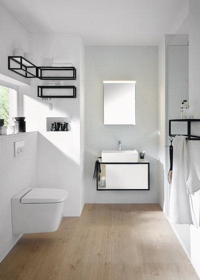 Contemporáneo Cuarto de baño by burgbad