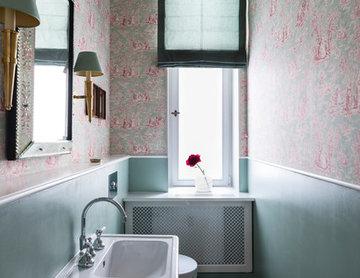 Klassisch Badezimmer