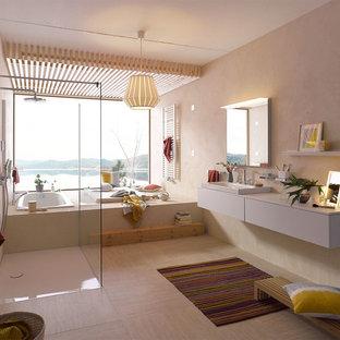 badezimmer mediteran, mediterrane badezimmer ideen, design & bilder | houzz, Design ideen