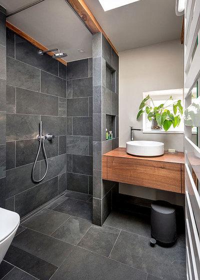 Contemporary Bathroom by Conscious Design