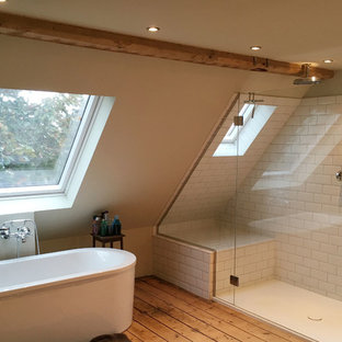 Landhausstil Badezimmer in Dortmund Ideen, Design & Bilder | Houzz