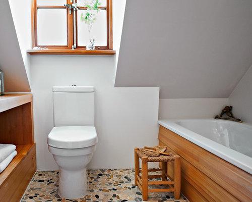kleine badezimmer design ideen beispiele f r die badgestaltung houzz. Black Bedroom Furniture Sets. Home Design Ideas