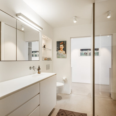 Contemporáneo Cuarto de baño by EMMA B. HOME