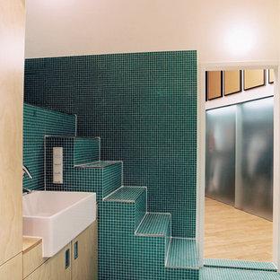Badezimmer Mit Grunen Fliesen Ideen Design Bilder Houzz