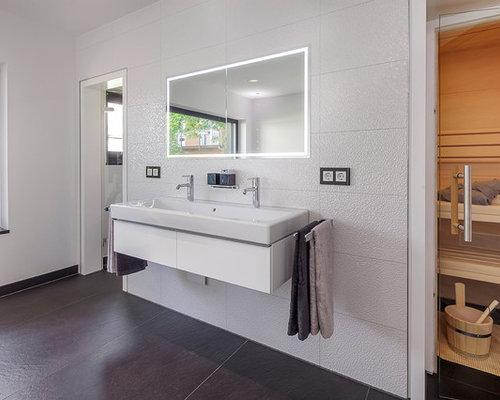 Badezimmer Moderner Landhausstil: Badezimmer Ideen & Inspiration ... Inspirationen Badezimmer Im Landhausstil