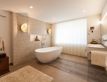 Luxury-Badezimmer