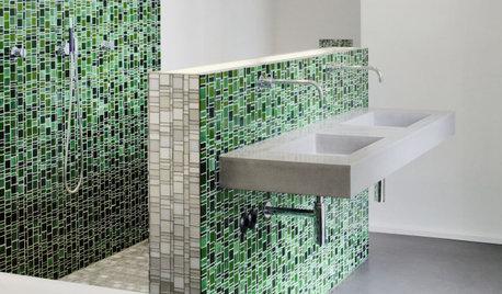 Pixelalarm: Grünes Licht für ein neues Mosaik-Bad