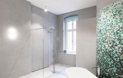 Vorher-Nachher: Ein Berliner Altbau-Bad wird modern