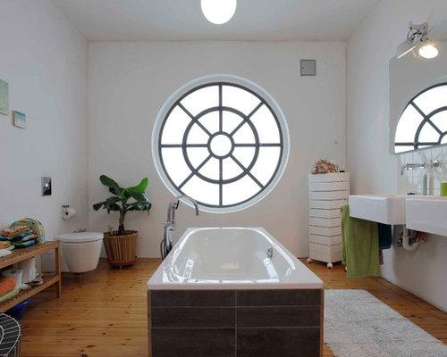 Runde Fenster runde fenster ideen bilder houzz