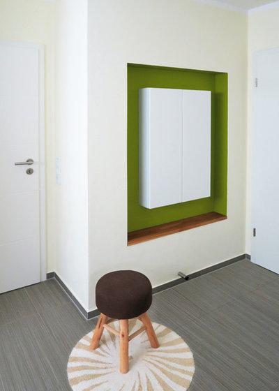 Modern Badezimmer by T-raumKONZEPT