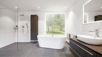 Meisterstück - freistehende Badewanne