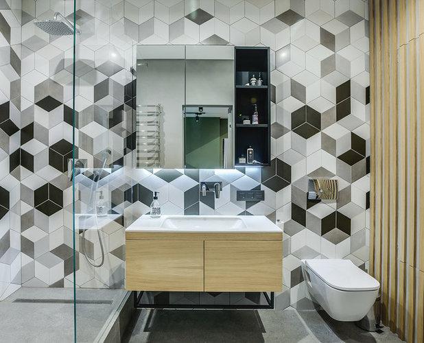 Modern Badezimmer by Bohostudio