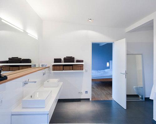 Moderne Badezimmer Ideen & Beispiele für die Badgestaltung | HOUZZ