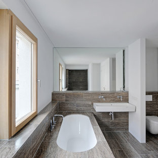 Kleine Moderne Badezimmer Ideen, Design & Bilder | Houzz