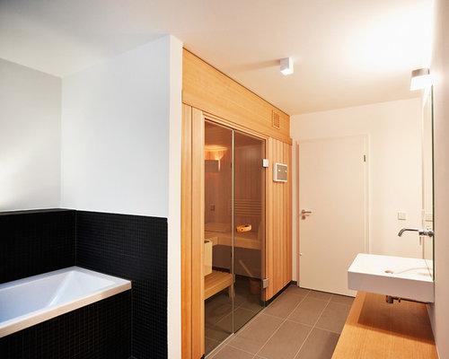 badezimmer: design-ideen & beispiele für die badgestaltung | houzz, Badezimmer