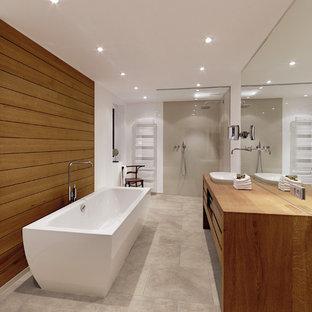 Modern Badezimmer