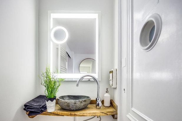 Modern Badezimmer Modern Badezimmer