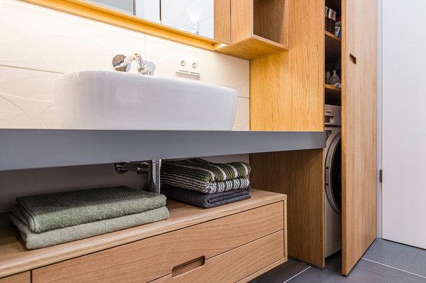 Modern Badezimmer by Büro Köthe