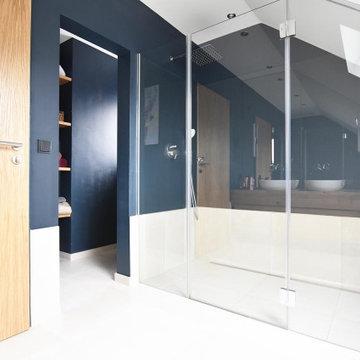 moderner Umbau eines Wohnhauses