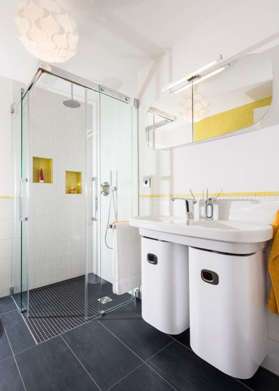Contemporary Bathroom by wedi GmbH