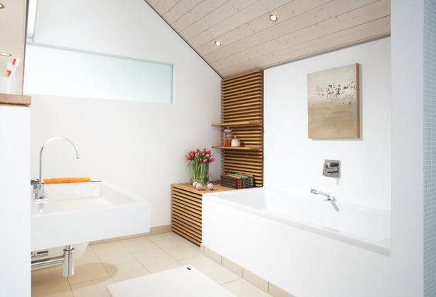 Holz Im Badezimmer U2013 Experten Tipps Zu Einbau Und Pflege