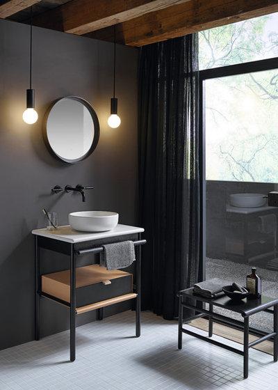 Modern Bathroom by burgbad