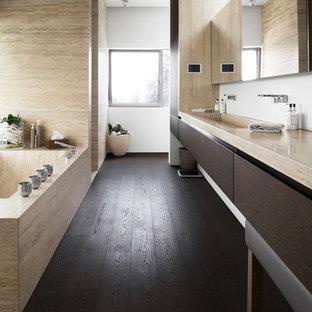 Naturstein Badezimmer - Ideen & Bilder | HOUZZ