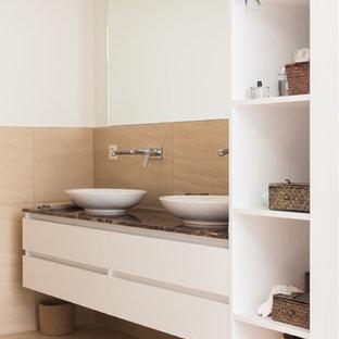 Shabby-Style Badezimmer in Sonstige