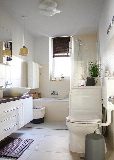 Eklektisch Badezimmer by raumatmosphäre pantanella