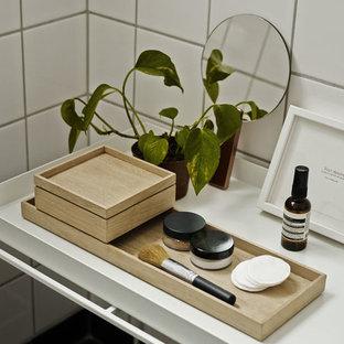 NOMAD TRAY und BOX als Badezimmer Accessoires aus Holz