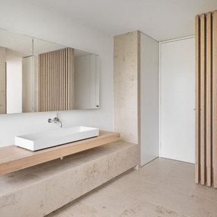 Modernes Badezimmer in Nürnberg