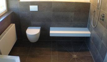 Offene Duschbereiche