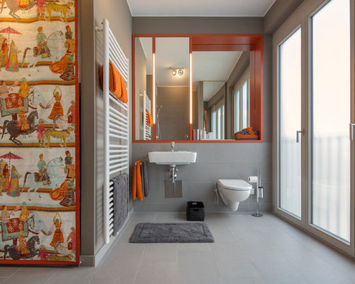 Moderne Badezimmer Ideen, Design & Bilder   Houzz