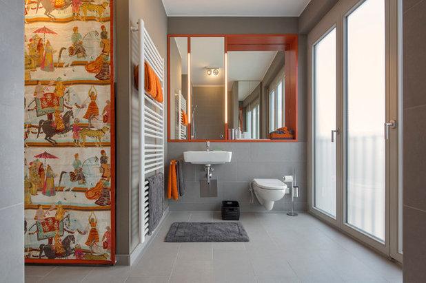 Modern Badezimmer by Franz Thies Innenarchitektur