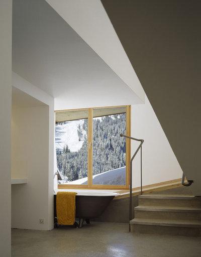 Contemporáneo Cuarto de baño by Drexler Guinand Jauslin Architekten GmbH