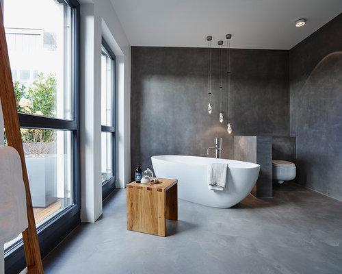 Große Badezimmer in Frankfurt am Main Ideen, Design & Bilder | Houzz