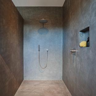 Salle de bain moderne Francfort : Photos et idées déco de ...