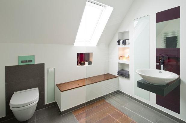 Modern Badezimmer by Klaus Klein GmbH