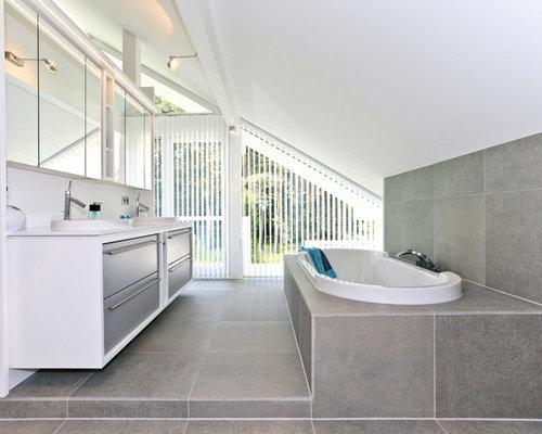 Moderne Duschbäder Ideen, Design & Bilder | Houzz