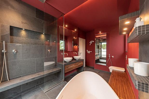 Modern Badezimmer by vivante